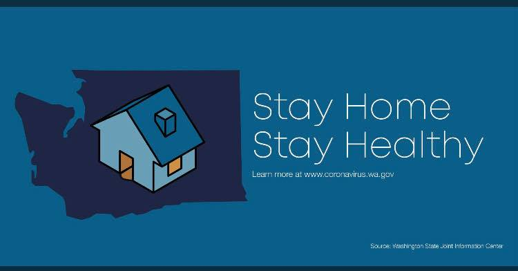 stay home stay healthy covid-19 corona virus